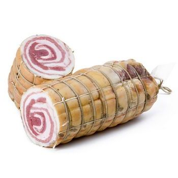 ROLLED BACON, DOLCE PAVONCELLI