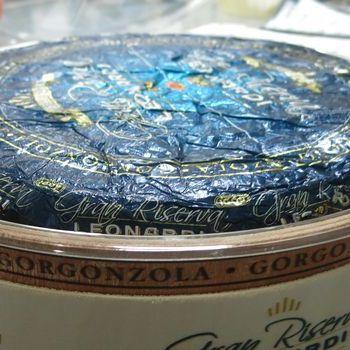 GORGONZOLA D.O.P. DOLCE CUCCHIAIO 1/2 FORMA IGR