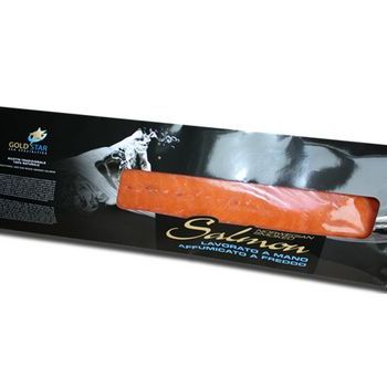 SMOKED SALMON BAFFA GOLD FOOD, SLICED