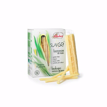 SUN-GRI VALLEDORO CORN BREADSTICKS, GR.10x100 BOX