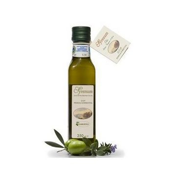 DOP SORRENTO EXTRA VIRGIN OLIVE OIL, 250 ML, GLASS, GARGIULO
