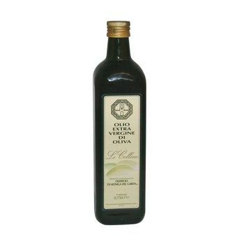 HUILE D'OLIVE VIERGE EXTRA D'OLIVE LE COLLINE ML.750 MDG