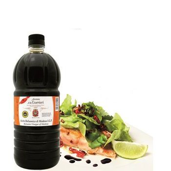 MODENA BALSAMIC VINEGAR, CAN, LT. 2, GORRI