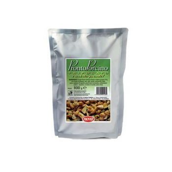 PORCINI MUSHROOMS, BAG, GR.800, NOVA