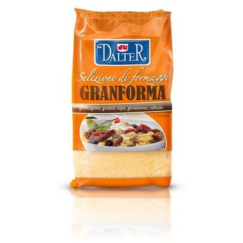 GRAN FORMA GRATED CHEESE, KG.1