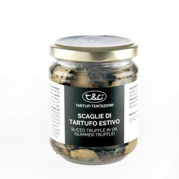 SCAGLIE DI TARTUFO ESTIVO GR. 170 T&C
