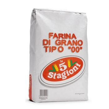 FLUOR 5 STAGIONI TIPO 00 GOLD RED KG.25