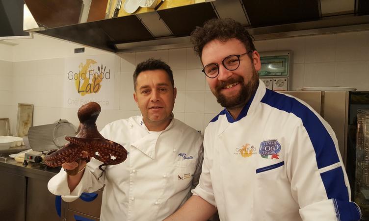 Alfio Visalli: lo chef dal mare