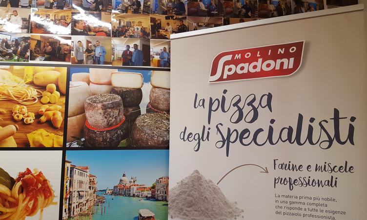 Pizza Gourmet con Molino Spadoni