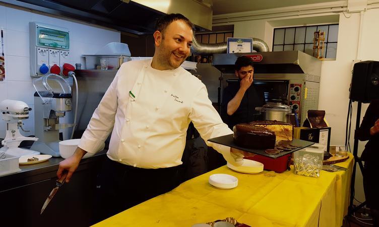 Corso pasticceria e cioccolateria chef Matteo Zanardi: mousse, bavaresi e chibouste
