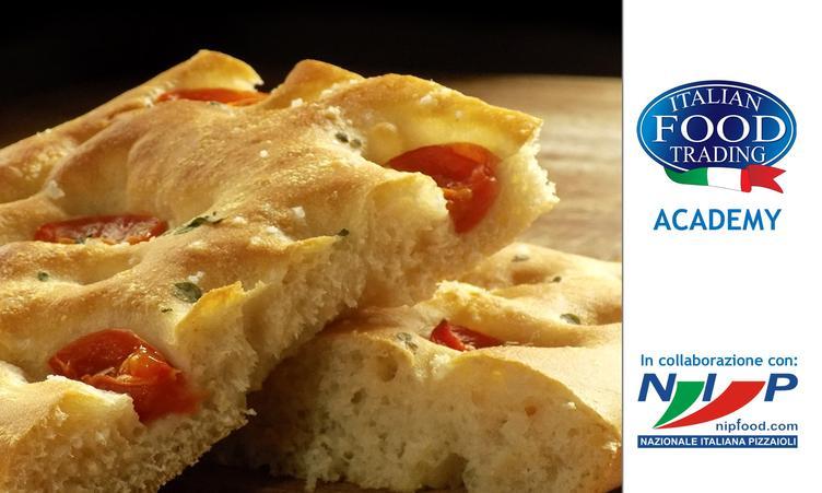 "CORSO ""PIZZE E FOCACCE INNOVATIVE"" - Italian Food Trading Academy"