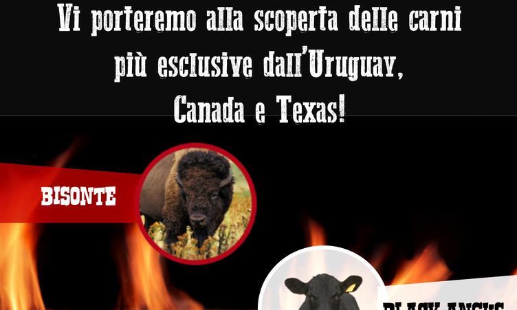 Carne dal mondo: Uruguay, Canada, Texas