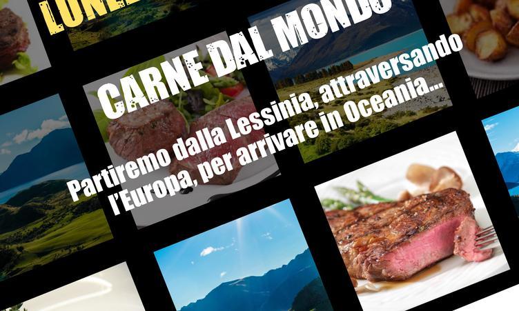 Carne Dal Mondo: Europa - Oceania