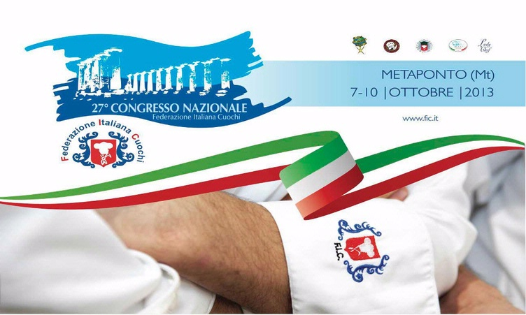 27th NATIONAL CONFERENCE OF THE ITALIAN CHEF FEDERATION