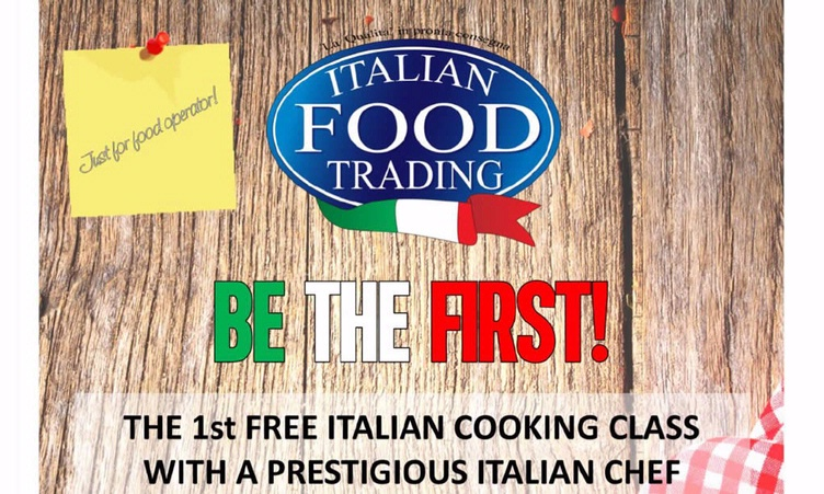 London Event - Italian Food Trading