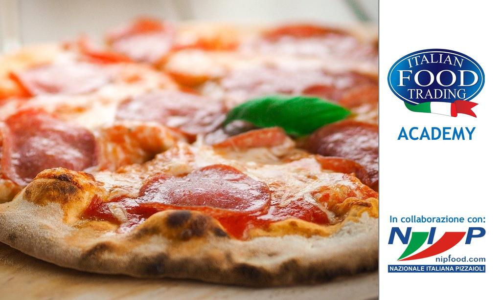 "CORSO ""LA PIZZERIA GOURMET GLUTEN-FREE""  - Italian Food Trading Academy"